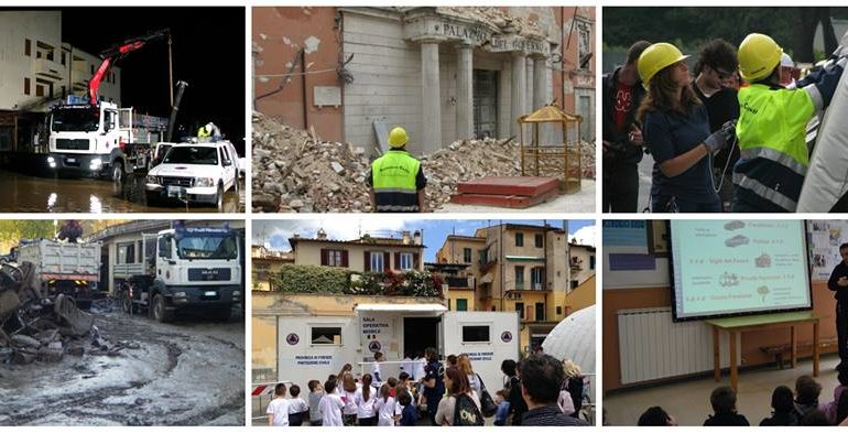 Protezione Civile Provincia di Firenze: costruire l'esperienza per gestire l'emergenza
