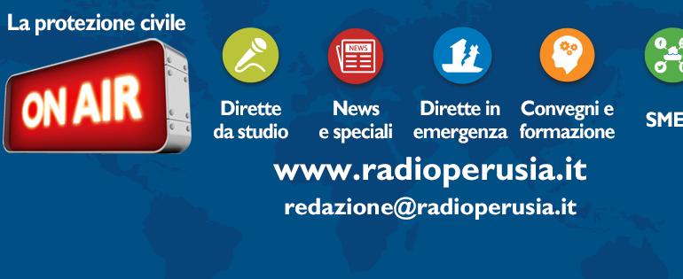"""""""Dal megafono ai social network"""": il convegno di Radio Perusia"""