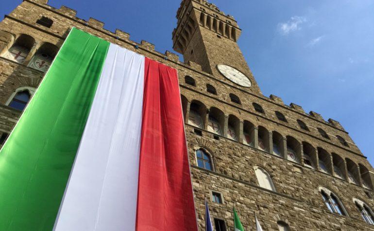 50° Anniversario dell'Alluvione di Firenze: l'evento dei VVF