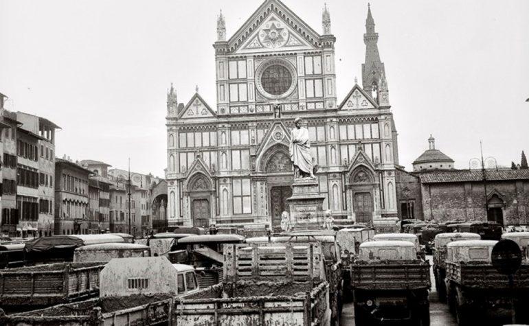 #Alluvione50: la blog experience per raccontare il 50° anniversario dell'Alluvione di Firenze