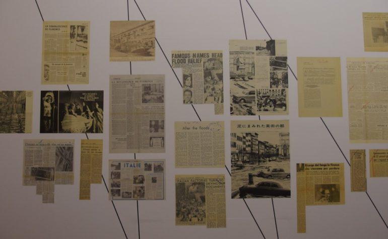 La comunicazione in emergenza durante l'alluvione di Firenze del 1966