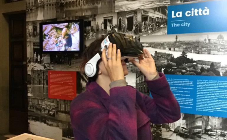 #Alluvione50: un viaggio nel tempo fatto di foto e video   Le mostre da non perdere