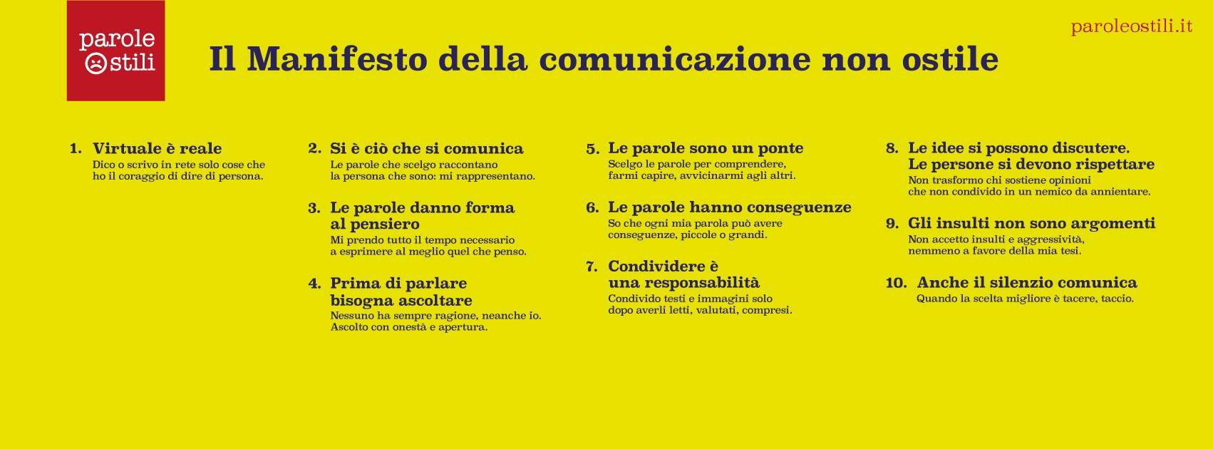 Parole o stili 10 punti per una comunicazione consapevole - Parole con due significati diversi ...