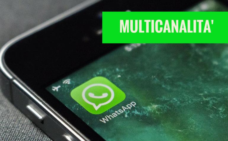 WhatsApp down? Niente panico e multicanalità