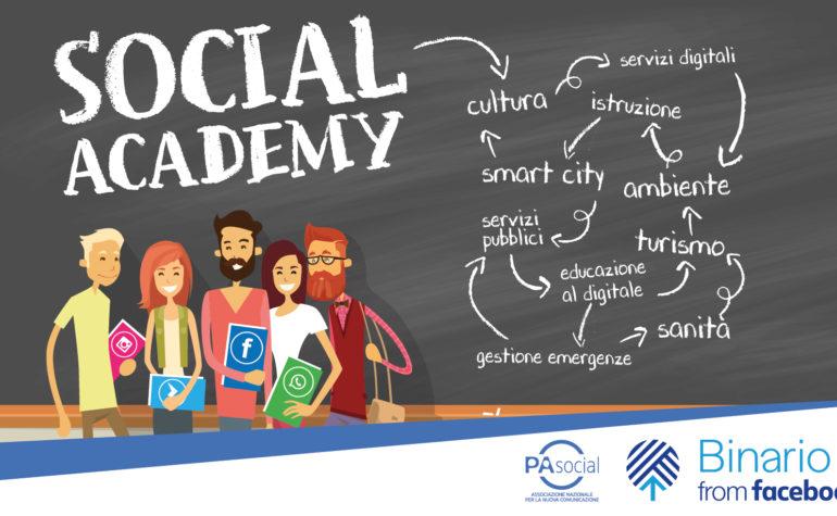 Social Academy, la gestione delle emergenze tra i temi del nuovo corso di formazione di Pa Social