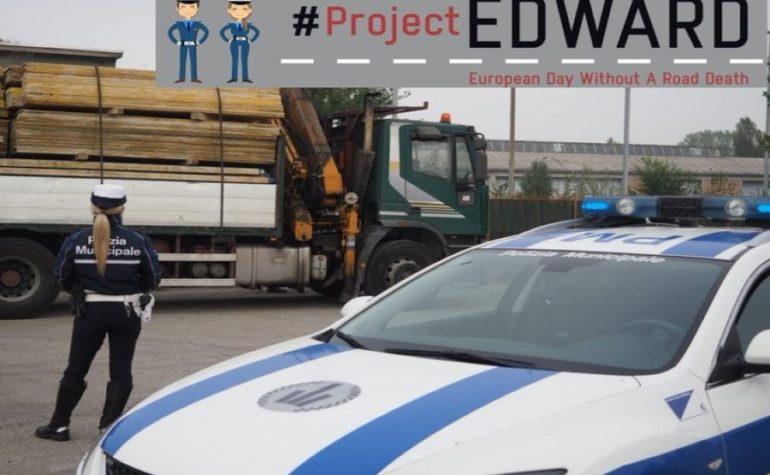 #PLdiGiorno, la diretta social della Polizia Locale dell'Emilia Romagna per il progetto Edward