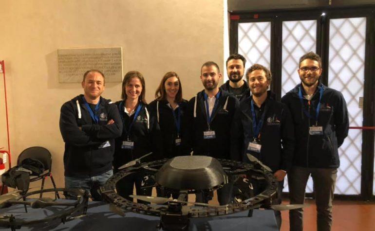 Dall'Università di Firenze arriva il drone contro il rischio idrogeologico