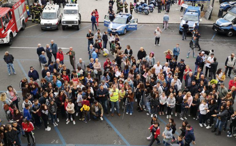 14° Giornata della Protezione Civile di Sesto Fiorentino: ecco come è andata