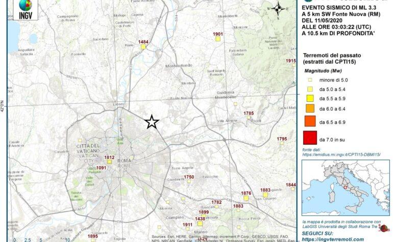 Terremoto a Roma, torniamo a parlare di prevenzione?