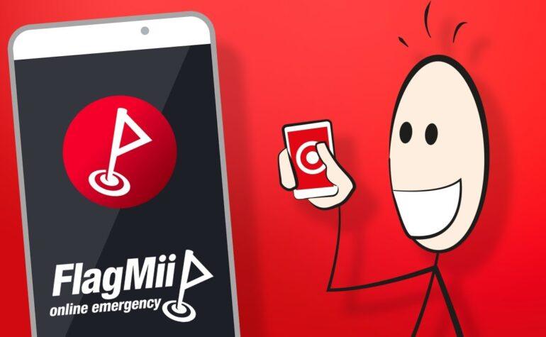 FlagMii EML, il servizio innovativo per comunicare in emergenza con la sala operativa