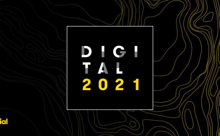 Digital 2021, quali sono i social network preferiti dagli italiani?