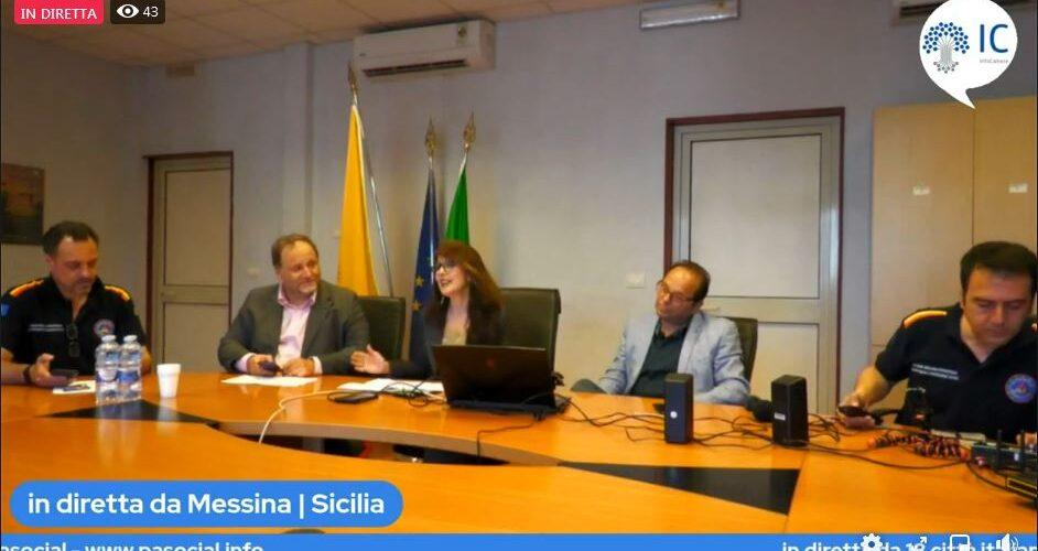 Il panel della Sicilia al PA Social Day